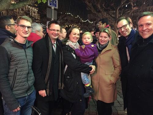 Frankfurter Weihnachtsmarkt 2015